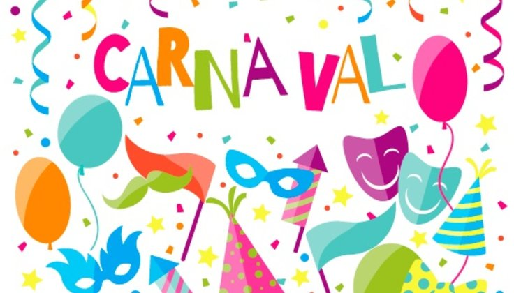 Fondo carnaval cartoon 1 736 420